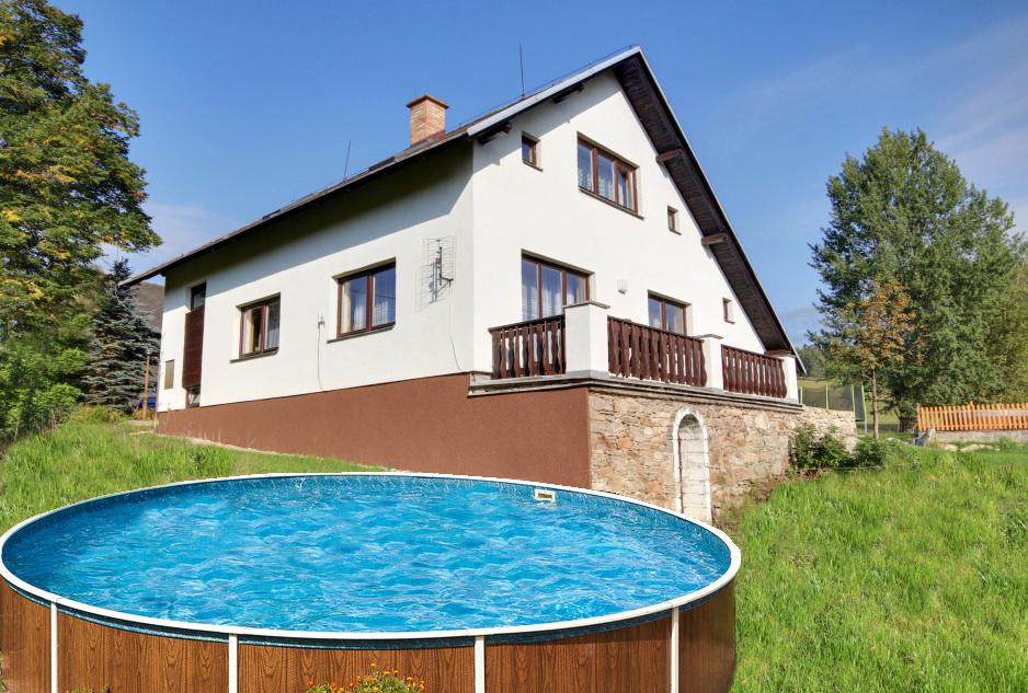 Horská chata Dolní Morava / Cena od 7000,- / Počet lidí 12 + 2